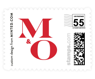 'A Date To Remember (C)' postage stamp