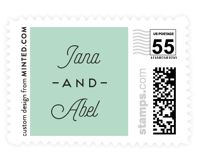 'Fairytale (D)' postage stamps