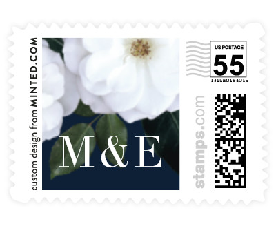 'Heirloom Roses (B)' postage