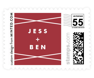 'Big News' postage