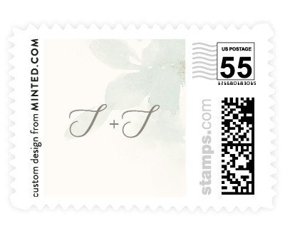 'Formal Frame (C)' postage stamps