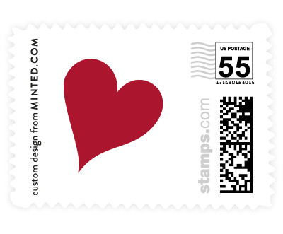 'Love Connection' stamp