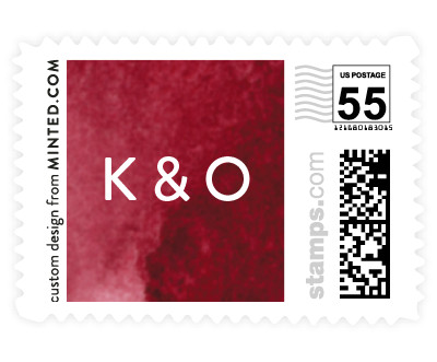 'Simply Us (E)' stamp design