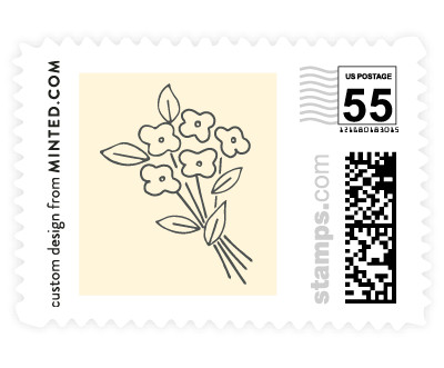 'Simply Yours (D)' postage stamp