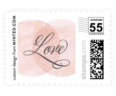 'Bliss' postage stamps