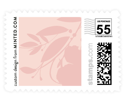 'Beauty' wedding stamp