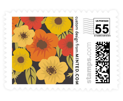 'Plentiful Blossoms (C)' postage