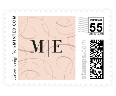 'Brews And Bubbly (C)' wedding stamps
