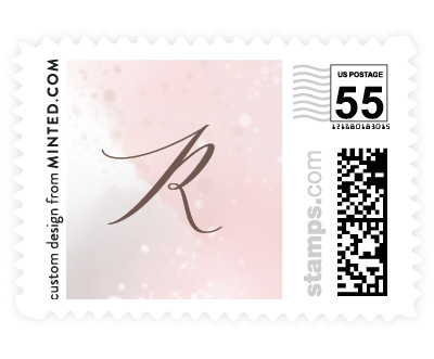 'Sweet Watercolor' postage stamps